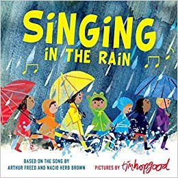 Image result for arthur fried singing in the rain
