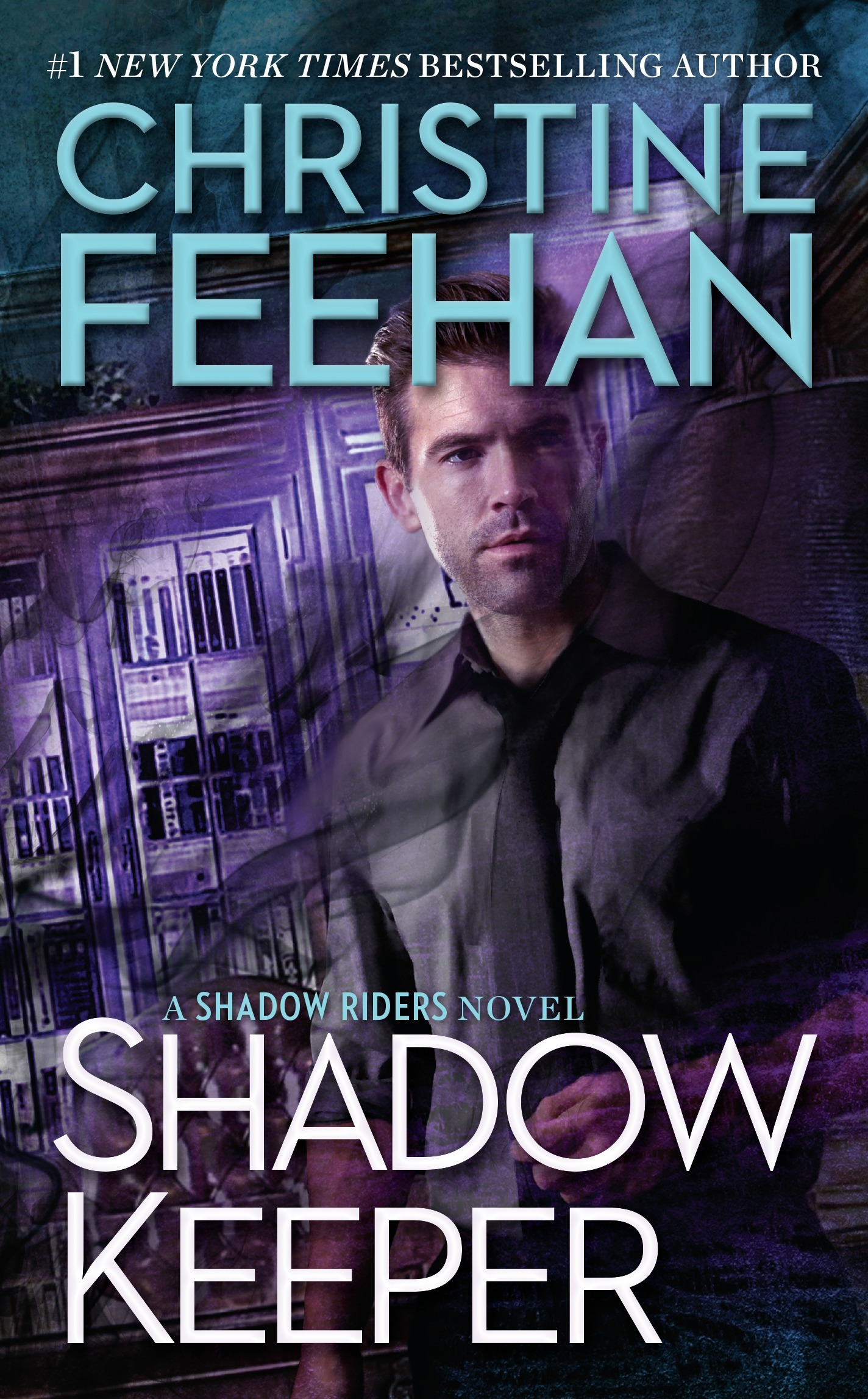 Christine Feehan - Shadow Riders 3 - Shadow Keeper