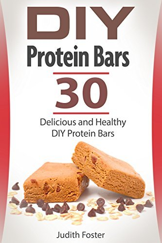 DIY Protein Bars by Judith Foster