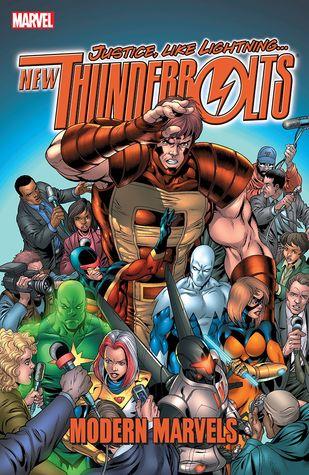 New Thunderbolts, Volume 2: Modern Marvels