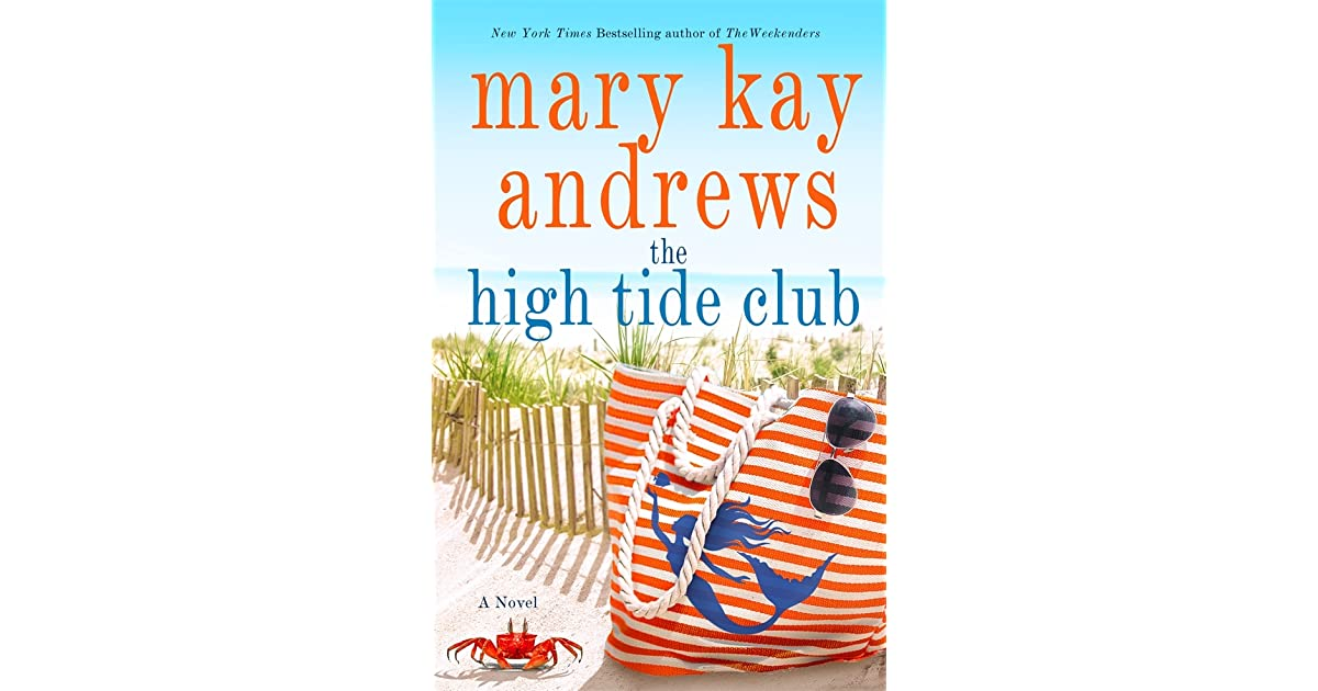 book giveaway for the high tide club by mary kay andrews jan 11 jan 19 2018. Black Bedroom Furniture Sets. Home Design Ideas