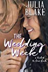 Download ebook The Wedding Week by Julia Blake