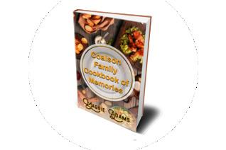 The Coalson Family Cookbook of Memories