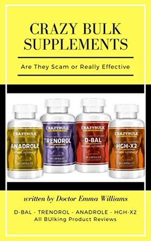 Crazy Bulk : Are they Scam or Really Effective?legal