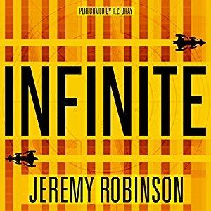 Infinite by Jeremy Robinson