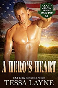 A Hero's Heart (Resolution Ranch, #2)
