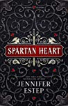 Book cover for Spartan Heart (Mythos Academy: Colorado #1)