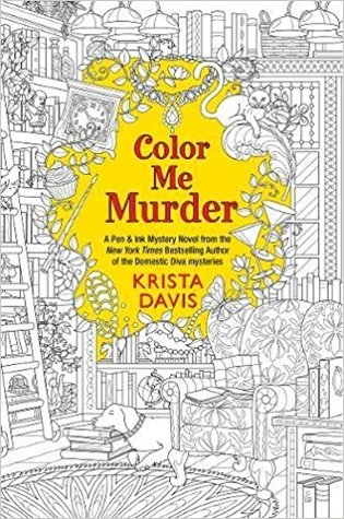 Color Me Murder (Pen & Ink Mysteries, #1)