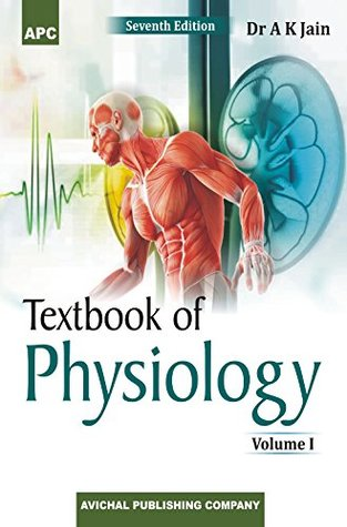 Textbook of Physiology (Set of 2 Volumes) by A K  Jain
