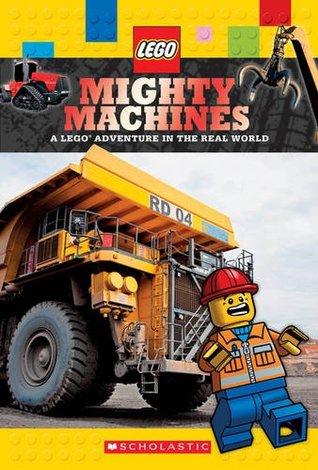 LEGO Non Fiction: Mighty Machines (Lego Minifigures)
