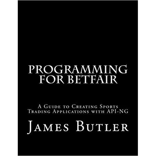 for betfair programming