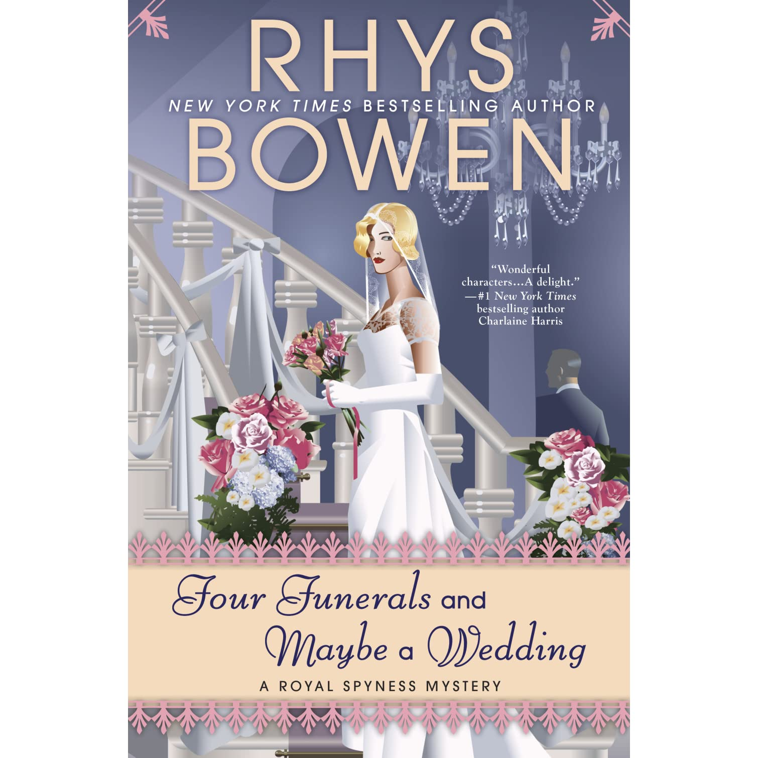 Four funerals and maybe a wedding by rhys bowen fandeluxe Choice Image