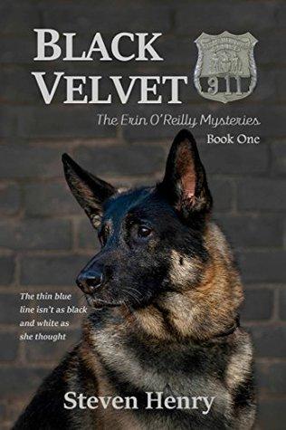 Black Velvet (The Erin O'Reilly Mysteries #1)
