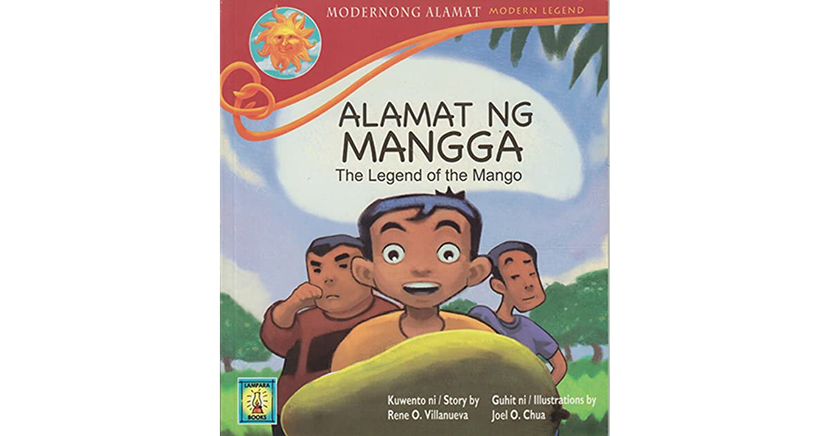 Alamat Ng Mangga By Rene O Villanueva