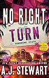 No Right Turn (A Miami Jones Case, #8)