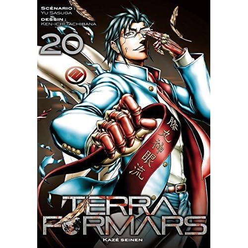 Terra Formars Vol 20 By Yu Sasuga