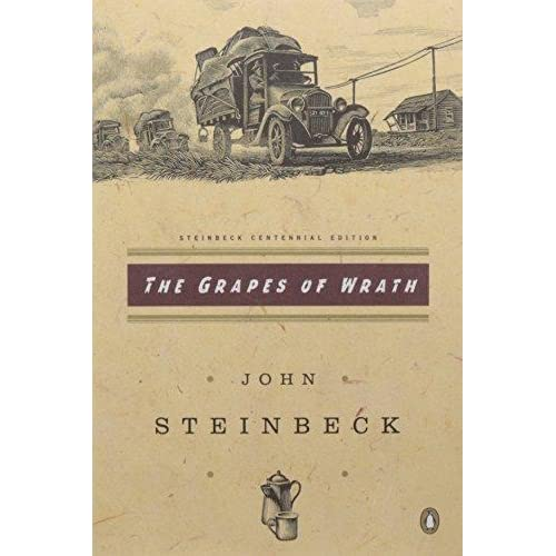 book review about the grapes of wrath The grapes of wrath (1939), a book many claim is his masterpiece, was both critically acclaimed and denounced for its strong language and apparent leftist politics always shunning publicity, steinbeck headed for mexico in 1940, where he made the forgotten village, a documentary film about conditions in rural mexico.