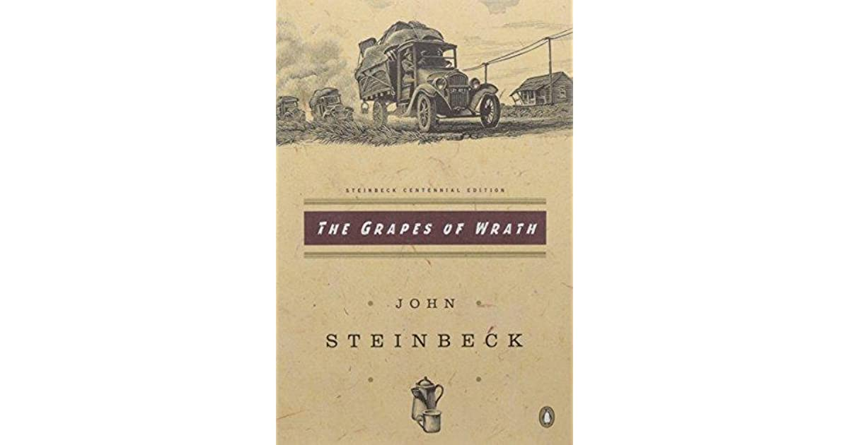 a historical analysis of grapes of wrath by john steinbeck Find great deals on ebay for john steinbeck grapes of wrath shop with confidence.