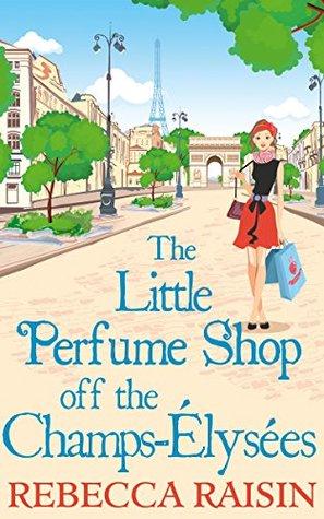 The Little Perfume Shop off the Champs-Élysées