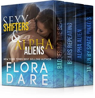 Sexy Shifters and Alpha Aliens: A Scifi and Paranormal Romance Limited Edition Boxset