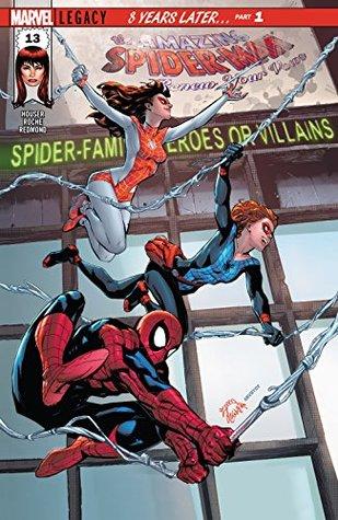 Amazing Spider-Man: Renew Your Vows #13