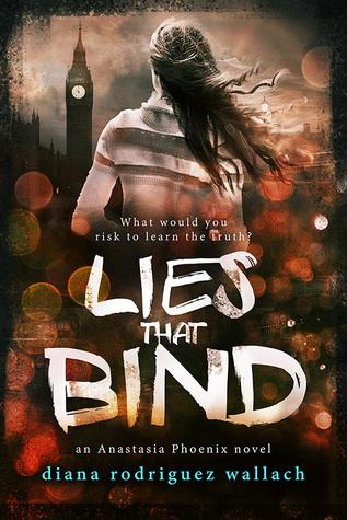 Lies That Bind (Anastasia Phoenix, #2)