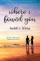 Where I Found You (Sea Book 1)