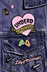 Book cover for Undead Girl Gang