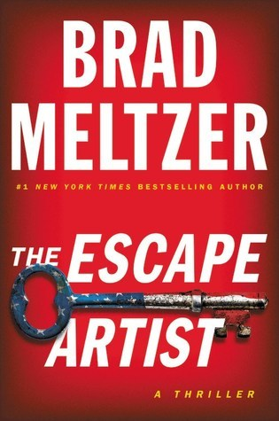 The Escape Artist - Brad Meltzer