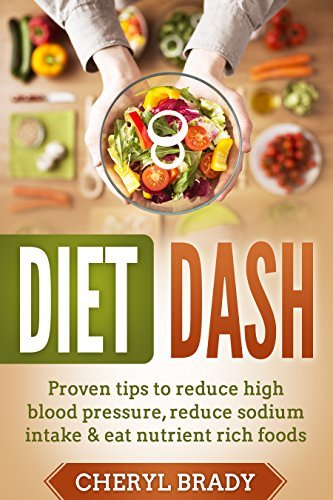 Diet Dash Proven Tips To Reduce High Blood Pressure, Reduce Sodium Intake & Eat Nutrient Rich Foods