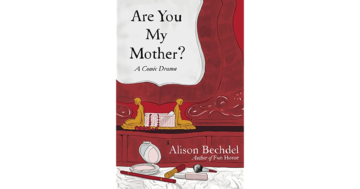 alison bechdel are you my mother pdf