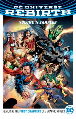 DC Universe: Rebirth: Volume 1: Sampler