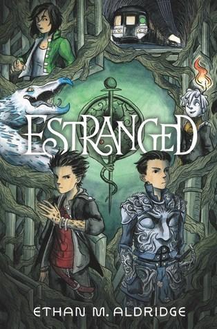 Estranged (Estranged, #1)
