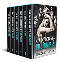Mercury Billionaires: The Complete 6-Book Box Set