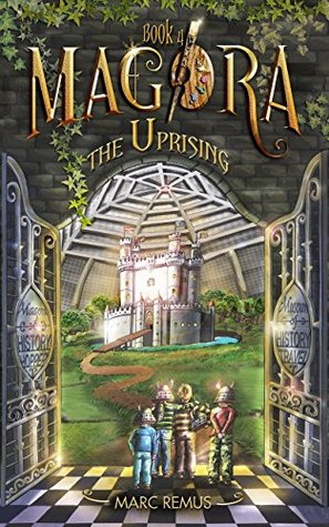 The Uprising: Books for kids: A magical children's fantasy series (Magora Book 4)