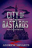City of Bastards (Royal Bastards Book 2)