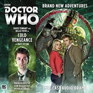 Doctor Who: Cold Vengeance (The Tenth Doctor Adventures, #2.3)