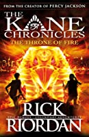 The Throne of Fire (The Kane Chronicles #2)