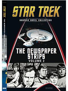Star Trek: The Newspaper Strips, Volume 2