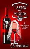 Tastes Like Murder: A Fiona Quinn Mystery (Fiona Quinn Mysteries Book 4)