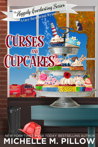 Curses and Cupcakes (The Happily Everlasting Series, #6)
