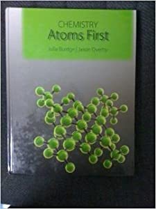 Chemistry: Atoms First with Connect Plus Code - Custom for the University of Maryland Baltimore County