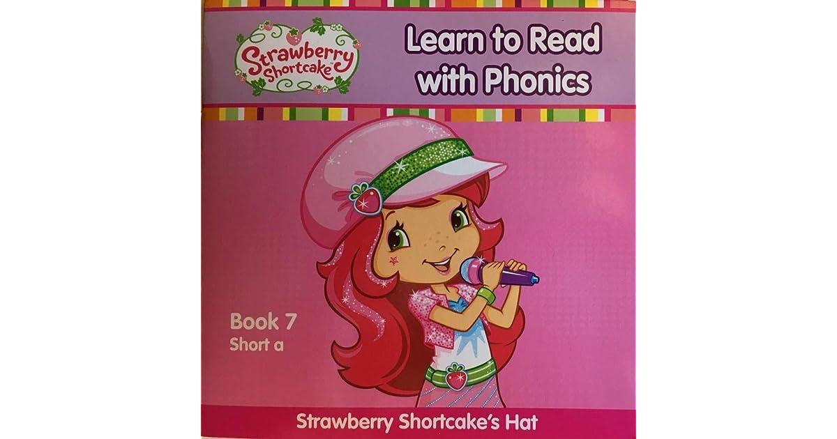 Strawberry Shortcake Strawberry Shortcake S Hat By American Greetings