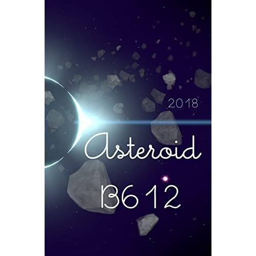Asteroid B612 : 2018 Planner  Large  Weekly  Dated  by