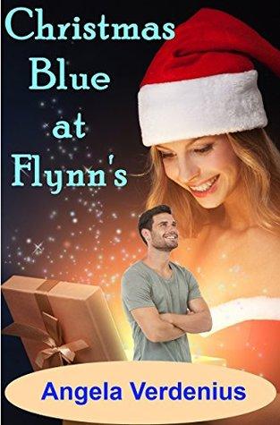 Christmas Blue at Flynn's by Angela Verdenius