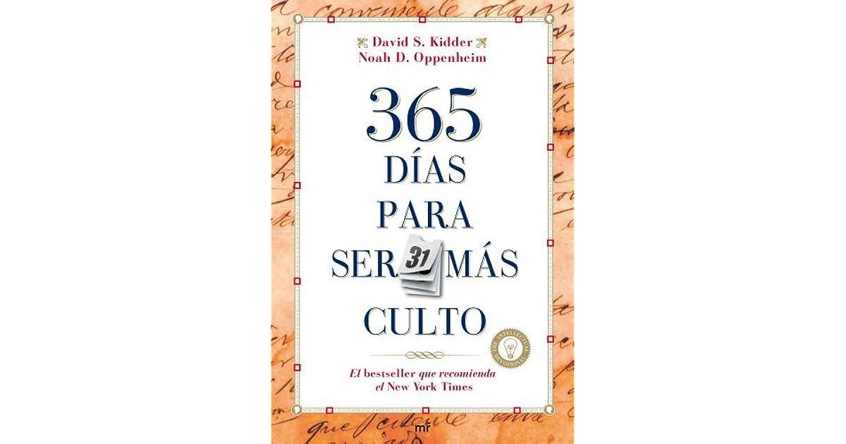 365 DIAS PARA SER MAS CULTO EBOOK