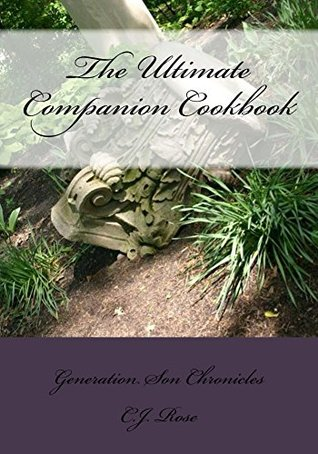 Official Companion Cookbook (Generation Chronicles 1)