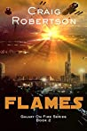 Flames (Galaxy on Fire, #2)