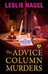 The Advice Column Murders (Oakwood Mystery #3)