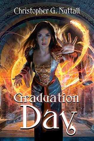 Graduation Day (Schooled in Magic, #14)